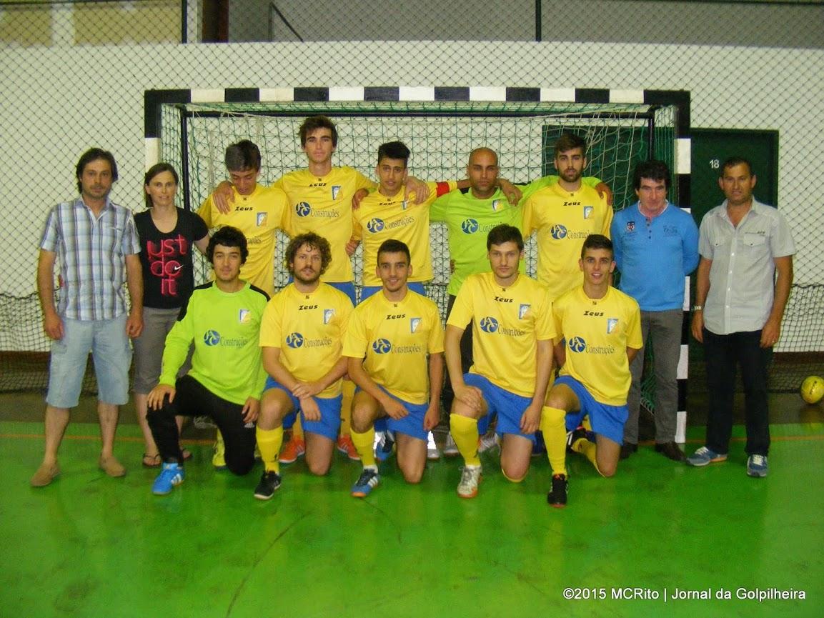 Golpilheira representada noTorneio Municipal de Futsal
