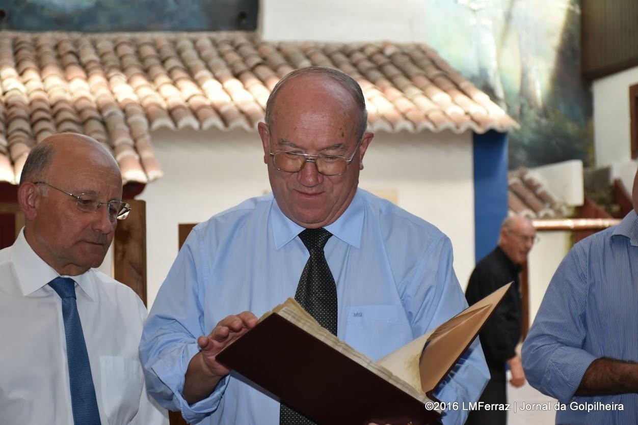 Pároco da Batalha festejou 50 anos de sacerdócio