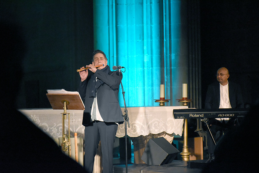 """Rão Kyao apresentou""""Sopro de Vida""""no Mosteiro da Batalha"""