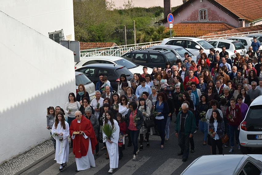 Domingo de Ramos:Início da Semana Santa