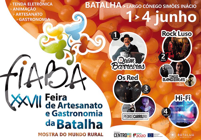 FIABA abre o mês de Junho