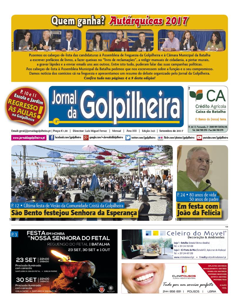 Edição 243 – Setembro 2017 (1.ª)