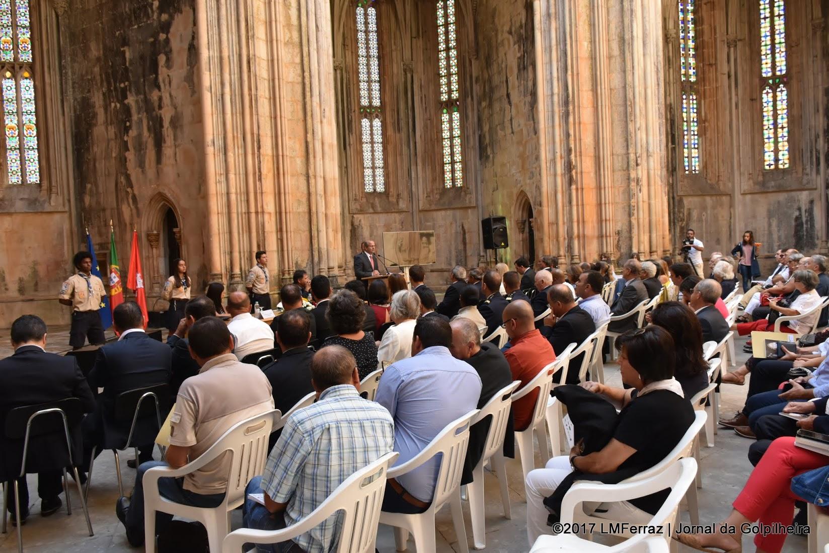 """""""Radiografia"""" do Mosteiro foi o centro das atenções noDia do Município"""
