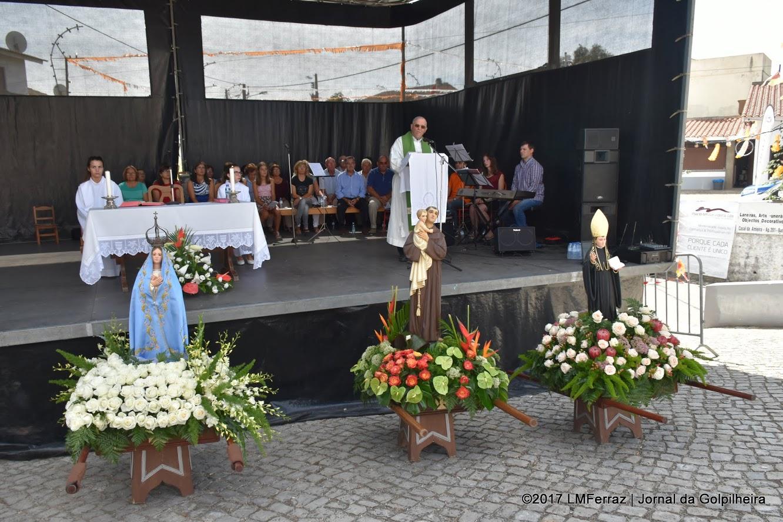 Foto-reportagem: Festa a decorrer em São Bento