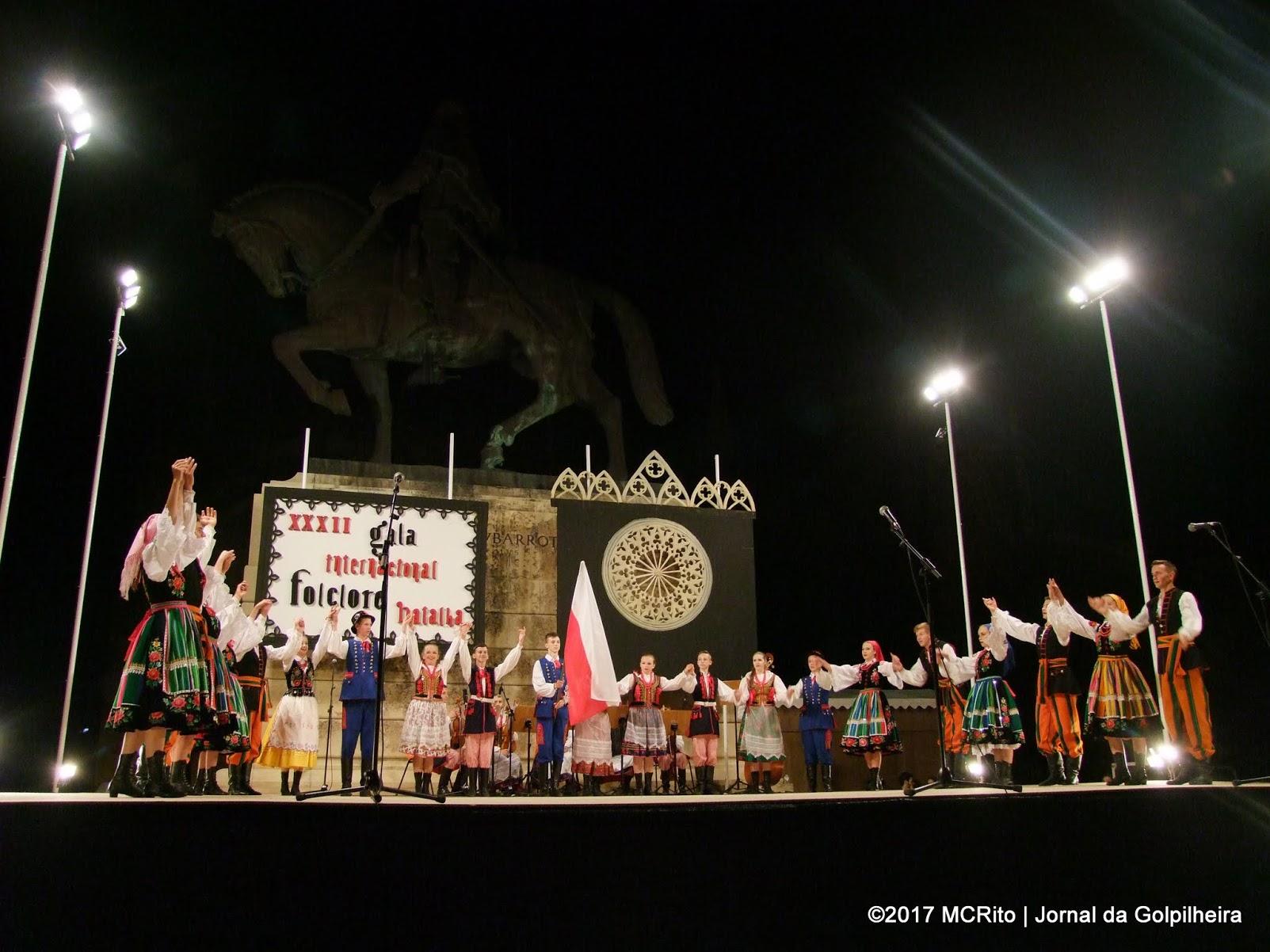 Gala de Folclore da Batalha:Um grandioso espectáculo de cultura mundial
