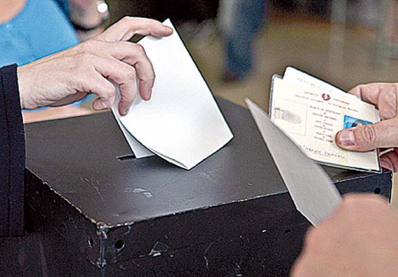 Poder local vai a votos a 1 de Outubro