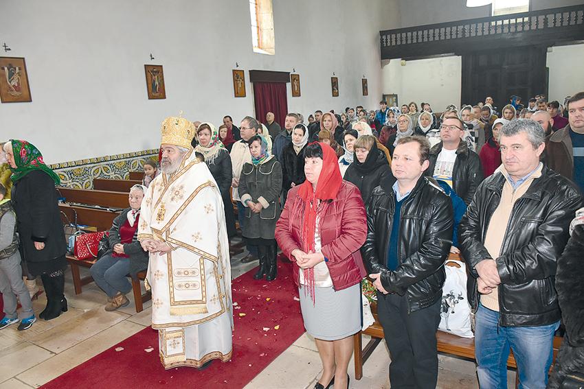 Paróquia Ortodoxa da Batalha festeja 3.º aniversário comArcebispo Metropolitano de Espanha e Portugal