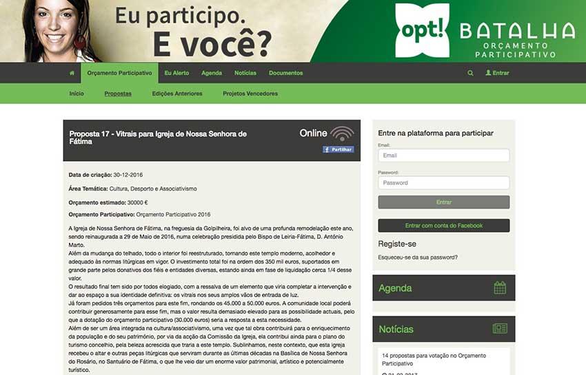 Editorial – Veja e Vote!