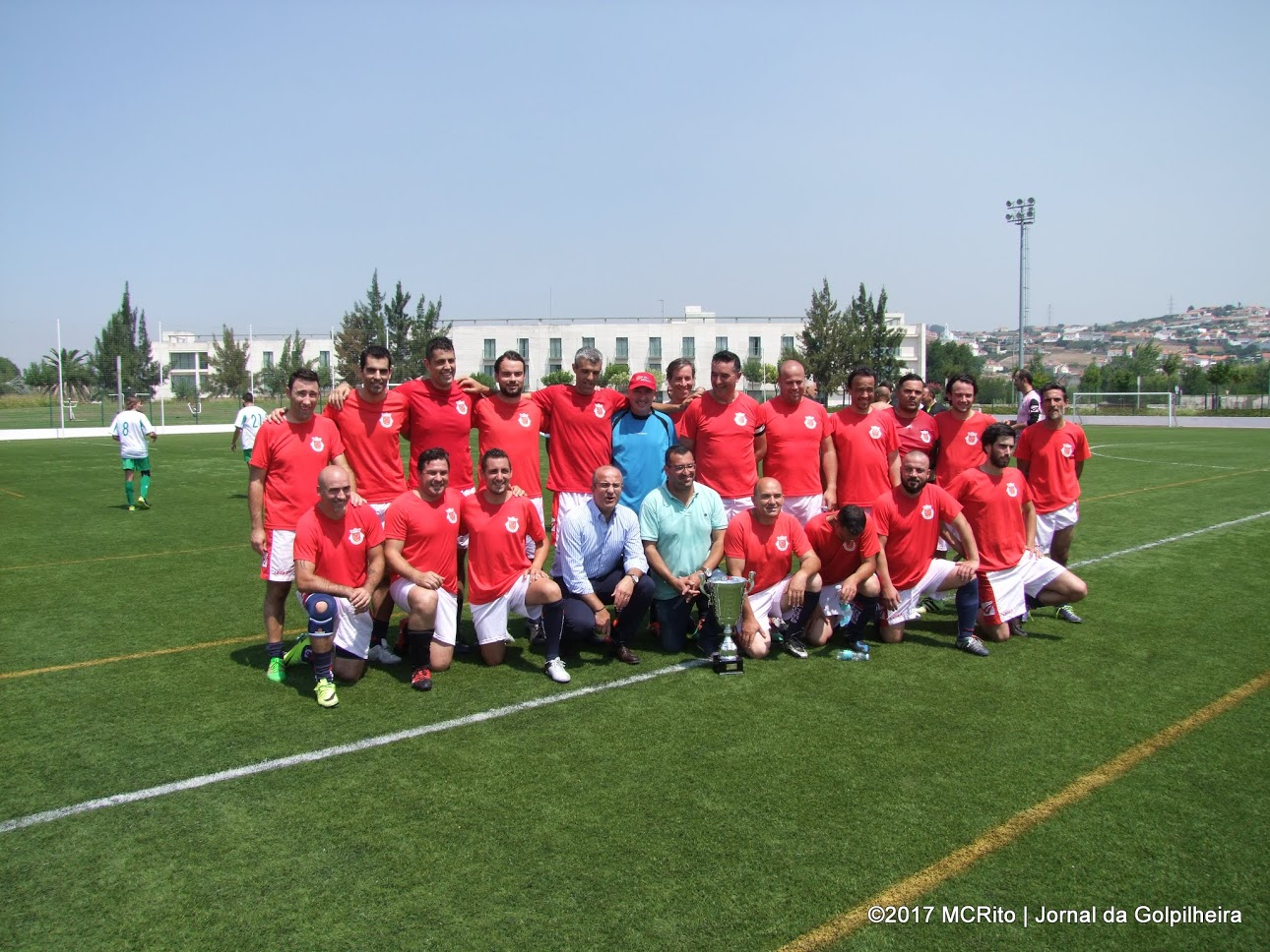 """Futebol 11 masculino inter-freguesias:""""São Nuno de Santa Maria"""""""