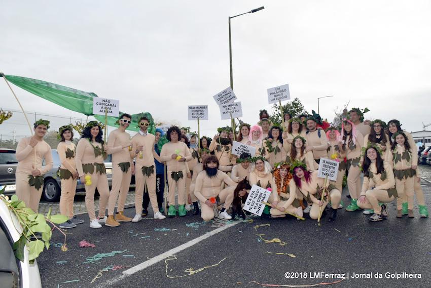 Desfile de Carnaval da Batalha (e festa no CRG)