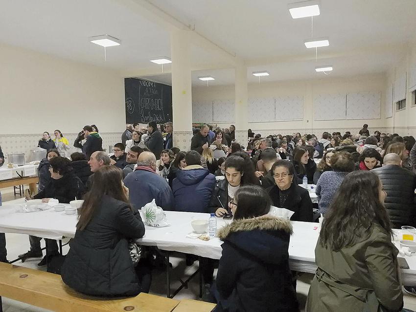 Sopas dos finalistasfinancia cultura e solidariedade
