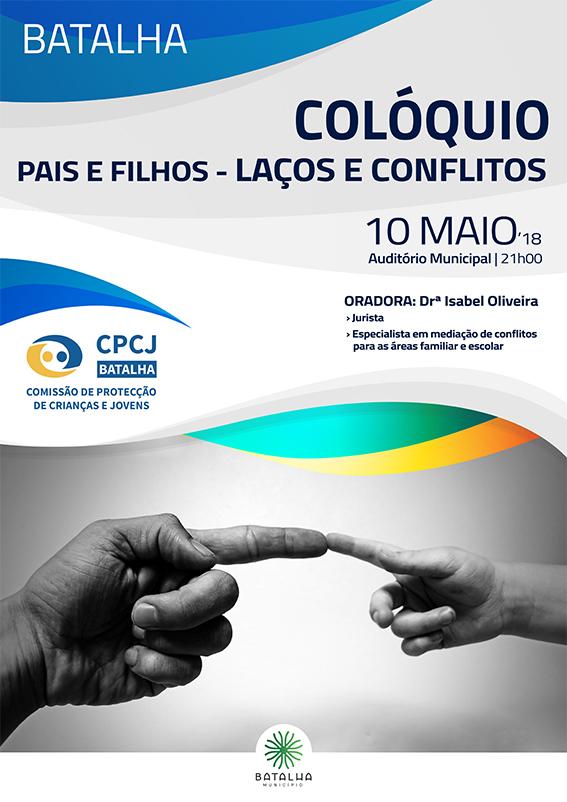 Colóquio sobre laços e conflitos entre pais e filhos