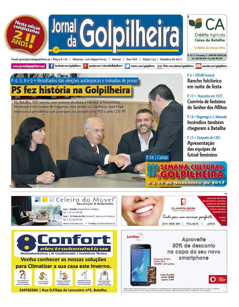 Edição 244 – Outubro 2017 (1.ª)
