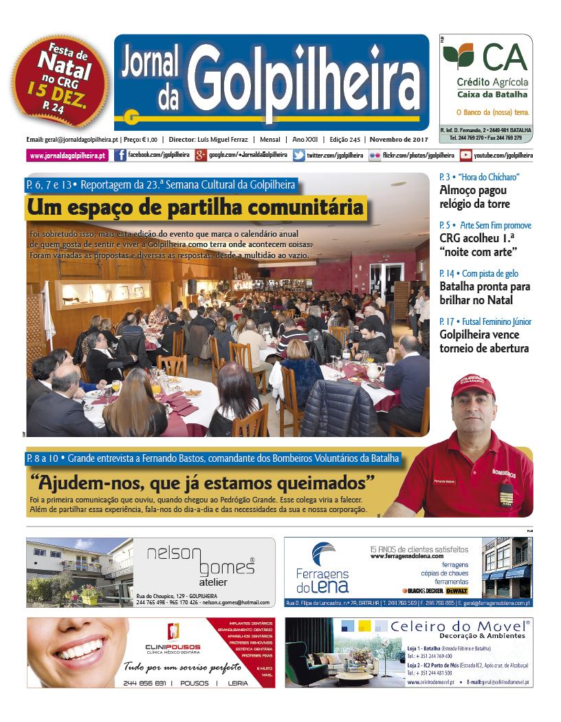 Edição 245 – Novembro 2017 (1.ª)