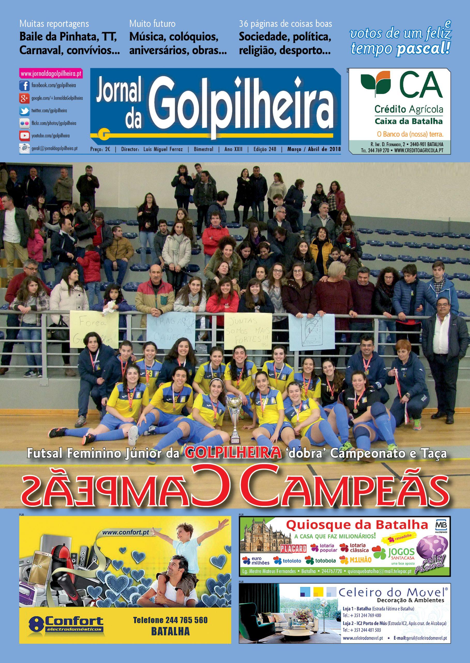 Edição 248 – Março/Abril de 2018 (1.ª Página)
